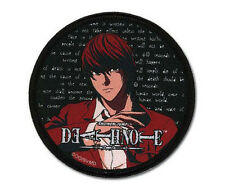 *NEW* Death Note: Light Yagami Patch by GE Animation