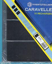 10 RECHARGES CARAVELLE BILLETS 3 POCHES