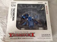 Ghost in the shell Tachikoma Revoltech Figure stand Alone complex Blue KAIYODO