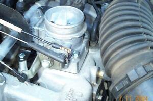 JEEP TJ LJ YJ XJ MJ 4.0L 2.5L Throttle Body Spacer fits JEEP 4-BOLT 1997-2006