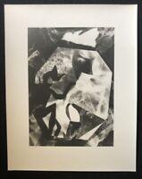 Christian Schad, Schadographie 75b, Keilberg, 1963, Photogramm aus dem Nachlass