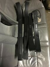 BMW E38 7 SERIES GENUINE DOOR SILL SET 4 PCS 8125938 8156216
