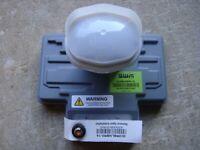 DIRECTV SWM 3 LNB NEW ULTRA HD REVERSE BAND 4K SATELLITE DISH DSWM 3 SWM3 3D2RB