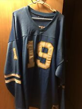 Lance Alworth San Diego Chargers Jersey 1963 No Size On It But It Has To Be A 5x