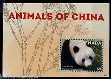 Giant Panda, Wild Animals, Grenada 2013 MNH SS  - Aw11