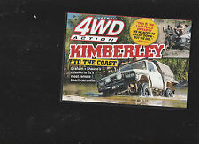 NEW:Australian 4WD Action DVD 245 Kimberley To The Coast