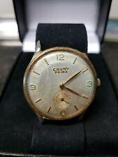 Vintage watch CAUNY PRIMA ANCRE 15 RUBIS SWISS MADE