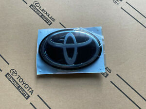 Toyota Supra GR MK5 Stoßstange Emblem Logo vorne GARNISH, FRONT BUMPER