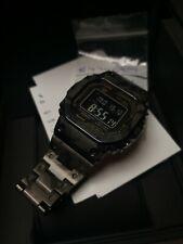 Extremely mint +++ Casio GMW-B 5000 titatium digital camo watch rare