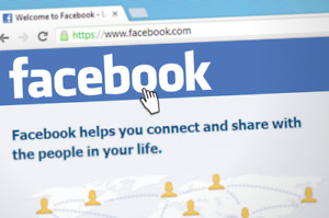 De-Domain für Ihre Facebook-Seite