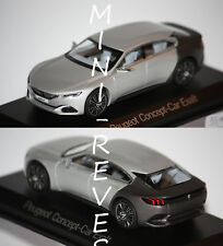 Norev Peugeot Concept Car Exalt Salon de Paris 2014 1/43 479987