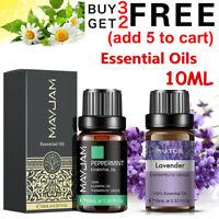 MAYJAM Essential Oil 100% Pure Natural Aroma Therapeutic Grade Oils Fragrance
