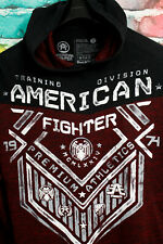 American Fighter by Affliction Mens Hooded Tee, T-Shirt Size L, Large