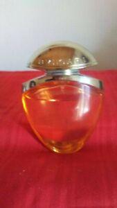 Bulgari 25ml vintage arancio vaporizzatore raro
