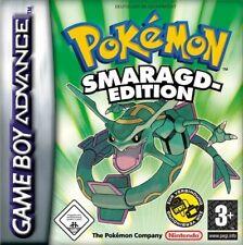 Nintendo GameBoy Advance Spiel - Pokemon Smaragd Edition DEUTSCH Modul