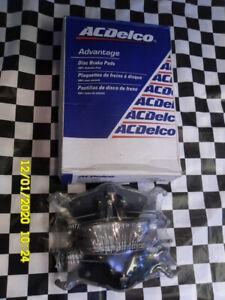 Genuine AC DELCO GM Pad Kit 19286113 14D816C FORD FOCUS 2000-2004