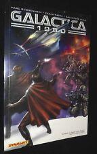 Galactica 1980  By Marc Guggenheim | B/New 1st Printing