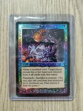 Cabal Therapy Foil Judgment Magic the Gathering MTG