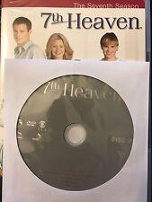 7th Heaven - Season 7, Disc 2 REPLACEMENT DISC (not full season)