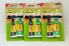 3 zum Preis von 2 - Der Original Alteco Clear Epoxy - TRANSPARENTER Epoxy Kleber