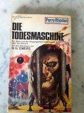 Perry Rhodan TB 119 Die Todesmaschine - Deutsche Erstveröffentlichung