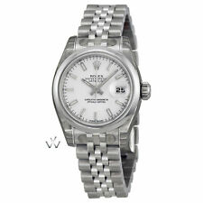 Rolex Stainless Steel Case Women's Adult Wristwatches