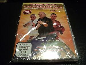 "DVD NEUF ""WORLD BUDO CONVENTION, VOLUME 1"" 2012 Bazeilles (France)"