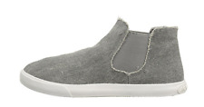 NEW ROCKET DOG CABIN GRAY DOUBLE GORE SNEAKERS SHOES LOAFERS WOMENS 8  FREE SHIP