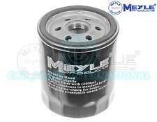 Meyle Filtro De Aceite, atornillable Filtro 714 322 0001