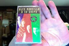 Alex Mansilla & Su Grupo- Preso de Tu Besos- new/sealed cassette tape