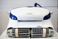 Dolphin Sigma Robotic Pool Cleaner with 3 YR WARRANTY - Good Condition