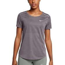 Womens NIKE RUNNING BREATHE TANK   Colour Mauve Size XS   885241-652