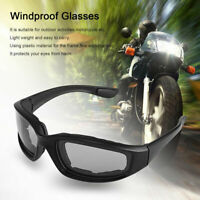 NEW Motorcycle Glasses Sports Anti-UV Windproof Dustproof Eyeglasses Goggles