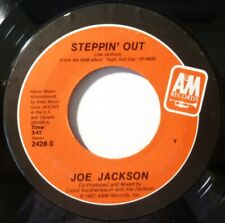 JOE JACKSON:  STEPPIN' OUT / CHINATOWN:  NEAR MINT ORIGINAL SINGLE FROM 1982