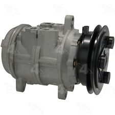For Ford Bronco II F-150 F-250 Reman Compressor with Clutch Four Seasons 57114