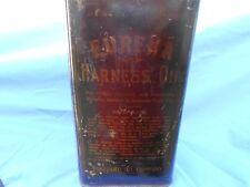 Antique Eureka Harness Oil Can Tin Standard Oil Company / Co.