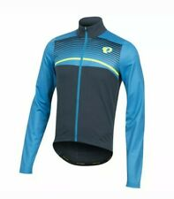Pearl Izumi Men's Select Thermal LTD Jersey Full Zip Fleece Jacket Cycling XL