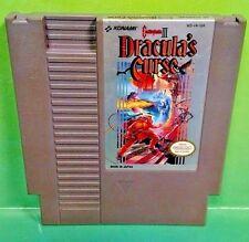 Castlevania III: Dracula's Curse (Nintendo Entertainment System, 1990) Game