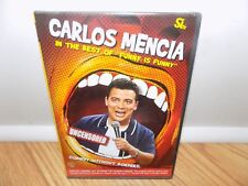 Carlos Mencia in: The Best of Funny is Funny (DVD 2007) BRAND NEW!