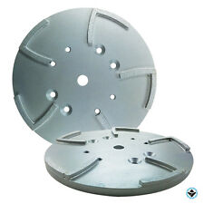 "10"" Segmented Diamond Grinding Head Disc Plate 10 Segments - FREE SHIPPING"