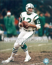 New York Jets- Joe Namath -Downfield