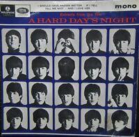 THE BEATLES A HARD DAY'S NIGHT EP 1st Press Parlophone GEP8920 1964 matrix 1N 2N