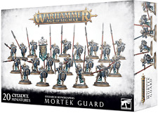 Mortek Guard - Games Workshop miniatures