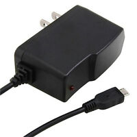 """Amazon Kindle Fire 7 HD 7"""" 8.9"""" Tablet  Travel AC Home Wall Outlet Charger"""