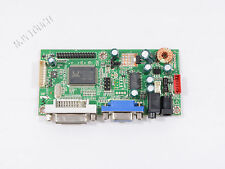 NJY2261 V1.0 LCD Controller DVI VGA PC Audio LVDS Jumper Change Resolutions