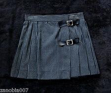 Marnie West Teens/Womens Stripe Mini Skirt Size 9