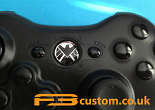 Custom Xbox 360 * Los Vengadores Shield Logo * guía botón-f3custom@live.co.uk