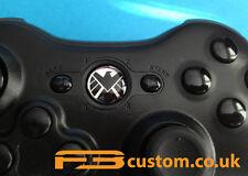 Custom XBOX 360 * The Avengers Shield logo * Guide button - F3custom@live.co.uk