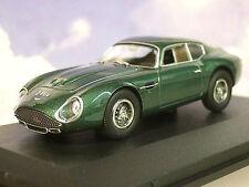 "OXFORD DIECAST 1/43 1960 ASTON MARTIN DB4GT DB4 GT ZAGATO ""2 VEV"" GREEN AMZ001"