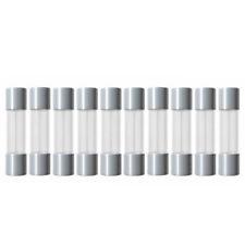 10Stück FSP Sicherung Glassicherung T 4A Träge 5x20mm Feinsicherung Fuse